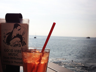 Killer Ocean Views With A Cocktail In Hand