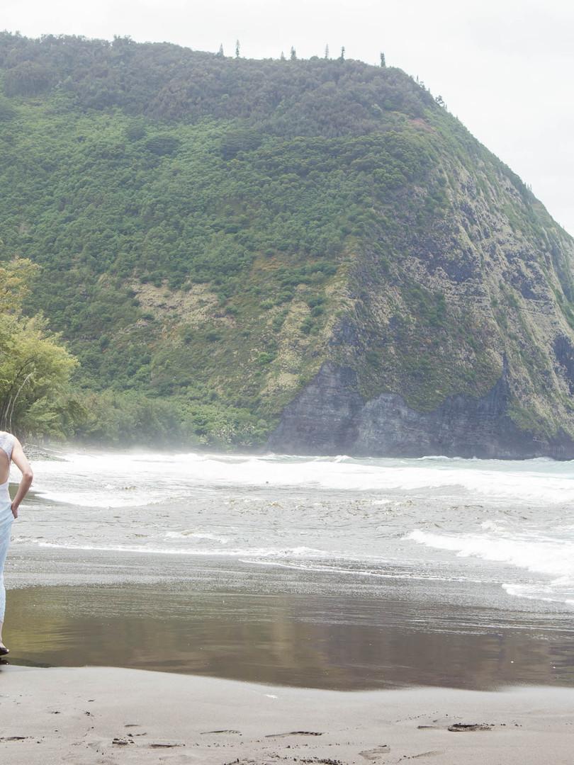 Big Island Hawaii Adventure Elopement Waipio Valley