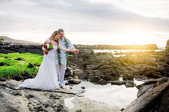 Big Island Hawaii Wedding Elopement Pack