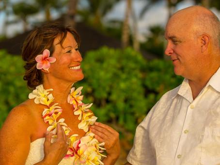 The Hawaiian Wedding Lei