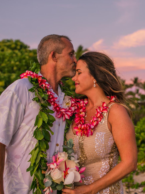 Big Island Elopement Packages Hawaii Kon