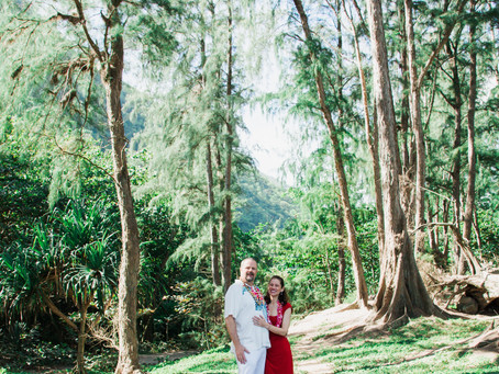 Waipio Valley Adventure Elopement - Krisan + Michael #glowing