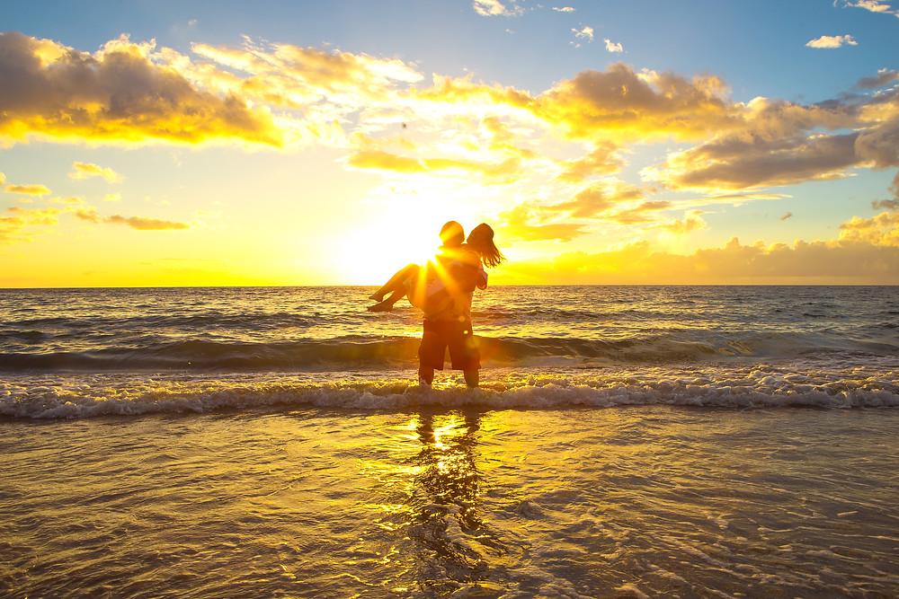 Big Island Hawaii Beach Weddings Kona Wedding Officiant