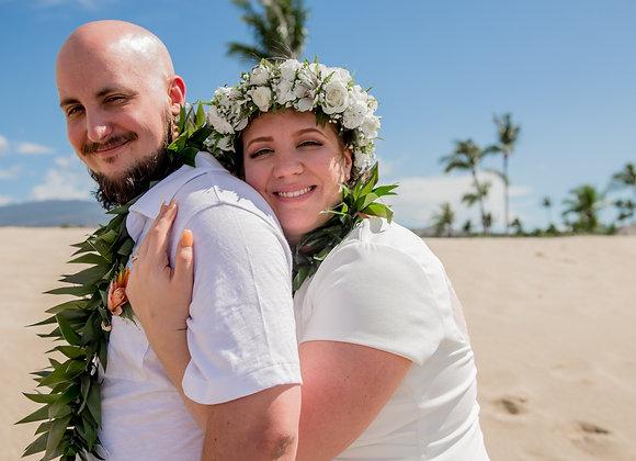 White Bridal Haku