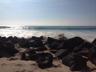 La'aloa Beach Park a.k.a. Magic Sands