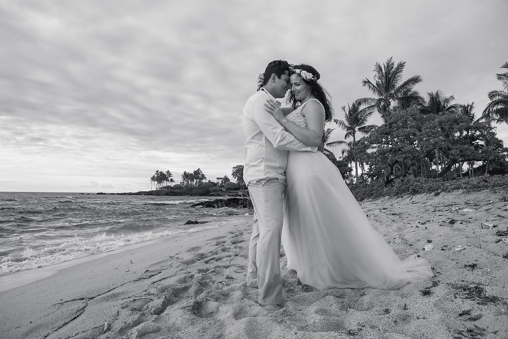 Kukio Beach Kailua Kona Hawaii Big Island Kona Wedding Officiant