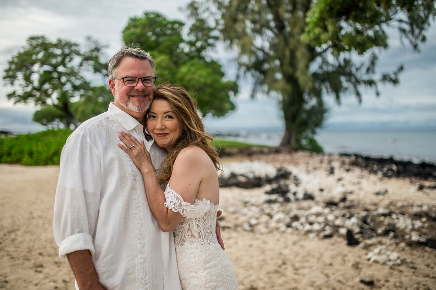 Big Island Hawaii Wedding Elopement Pack