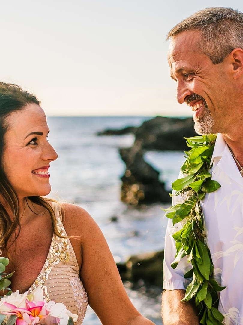 Big Island Elopement Packages Hawaii Kon
