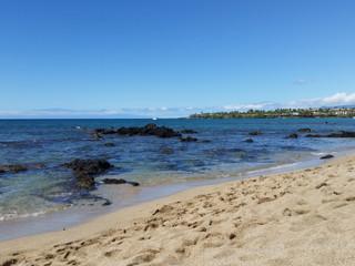 Spotlight On Anaeho'omalu Beach, Waikoloa