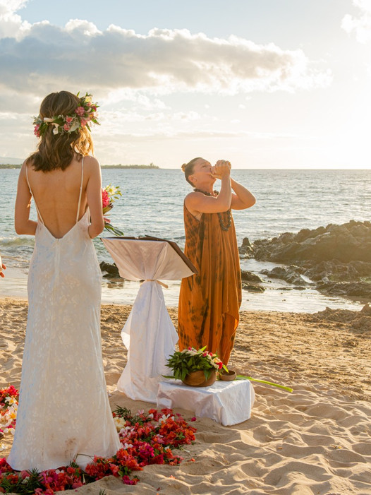 Big Island Wedding Officiant Kona Weddin