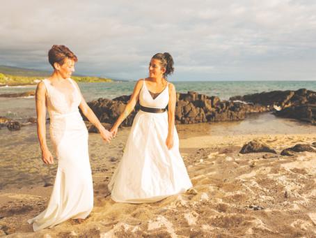 No Rental Car? No Problem - Have Kailua-Kona Hawaii Beach Wedding Without Wheels!