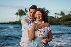 Big Island Hawaii Wedding Kukio Beach Wedding