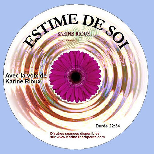 Estime de Soi, format digital MP3