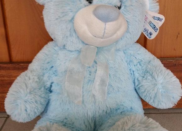 Large Blue Teddy