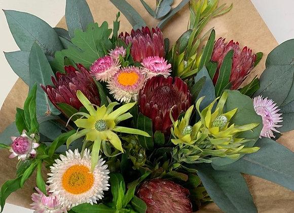 Native Seasonal mix Bouquet
