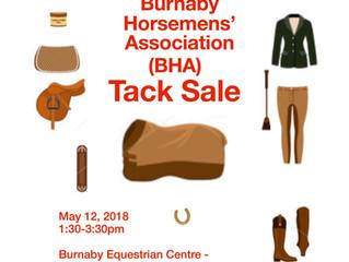 BHA Spring Tack Sale