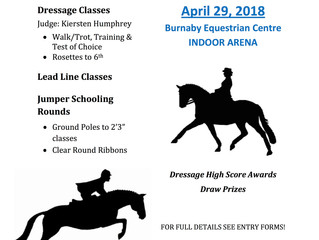 2018 Spring Schooling Show