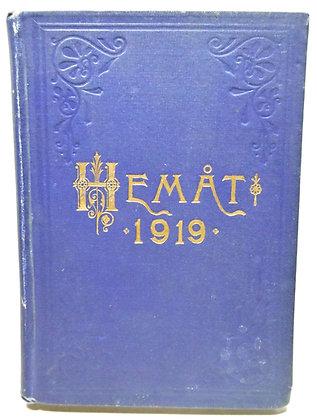 HEMAT 1919 Illustrerad Kalender (Swedish)