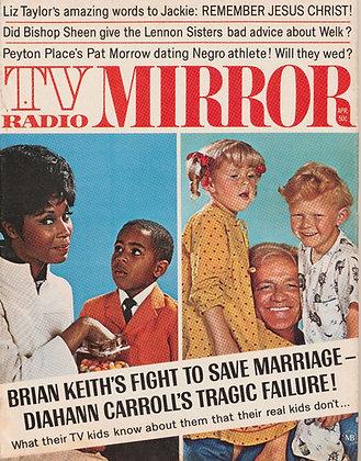 TV Radio Mirror, April 1969