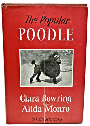 The Popular Poodle 1962
