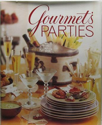 GOURMET'S PARTIES by Gourmet Magazine Editors 1997