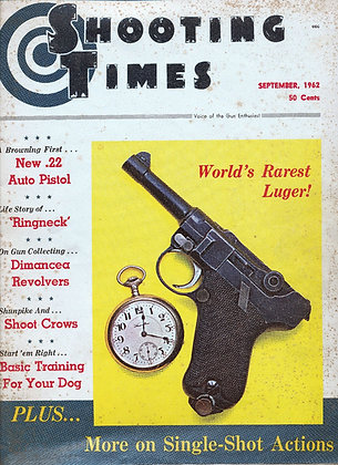 Shooting Times (September 1962) British