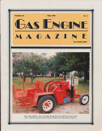 Gas Engine Mag.  May 1988