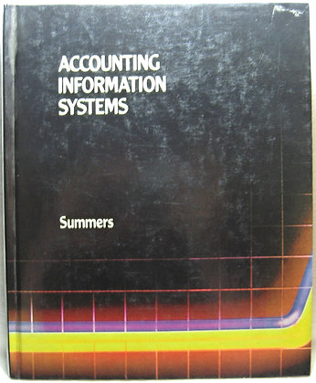 Accounting Information Systems 1989