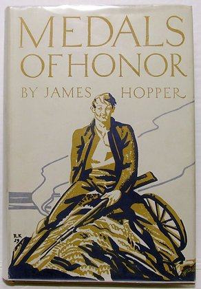 Medals of Honor by James Hopper 1929 (WW1)