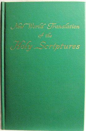 New World Translation (NWT) Bible