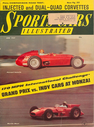 SPORTS CARS ILLUSTRATED (June 1957)