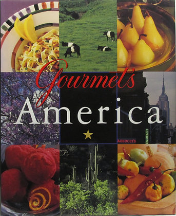 GOURMET'S AMERICA by Gourmet Magazine Editors 1994