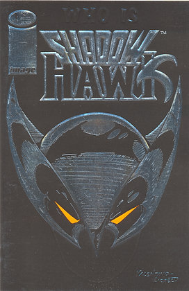 Shadowhawk, #1 (of 4) - 1992
