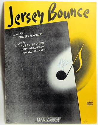 Jersey Bounce 1941