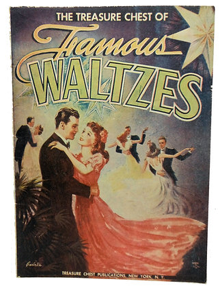 Treasure Chest of Famous Waltzes 1943