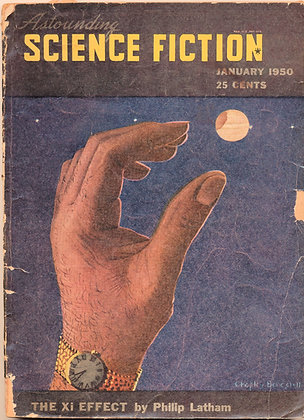 Astounding Science Fiction (January 1950, Vol. 44, No. 5)