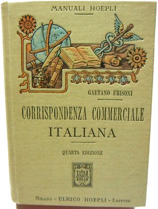 Manuale Commerciale Italiana 1910 (Italian)