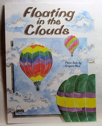 Floating in the Clouds (Piano Solo) 1996