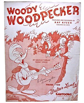 Woody Woodpecker 1948