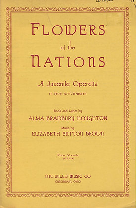 Flowers of the Nations Juvenile Operetta