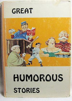 Great Humorous Stories by Louis Morris 1965