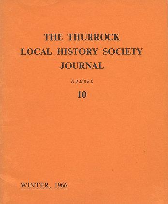 Thurrock Local History Society #10 1966