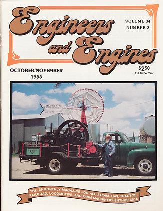 Engineers & Engines, Oct.-Nov. 1988