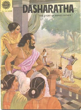 DASHARATHA: The Story of Rama's Father No. 105 (AMAR/CHITRA/KATHA)
