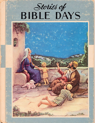 Stories of Bible Days 1957