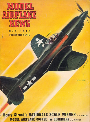 Model Airplane News (May 1947)