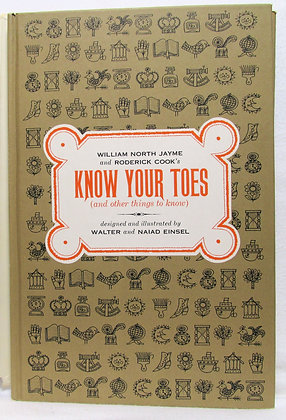 KNOW YOUR TOES (and other things to know) 1963