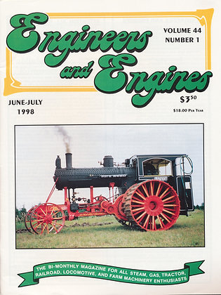 Engineers & Engines, June-July 1998