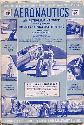 Aeronautics Theory & Practice #44