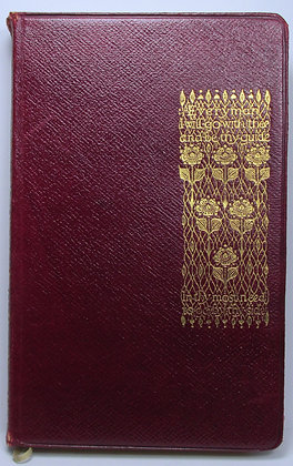 A TALE OF TWO CITIES (Everyman's Library) CHARLES DICKENS 1913